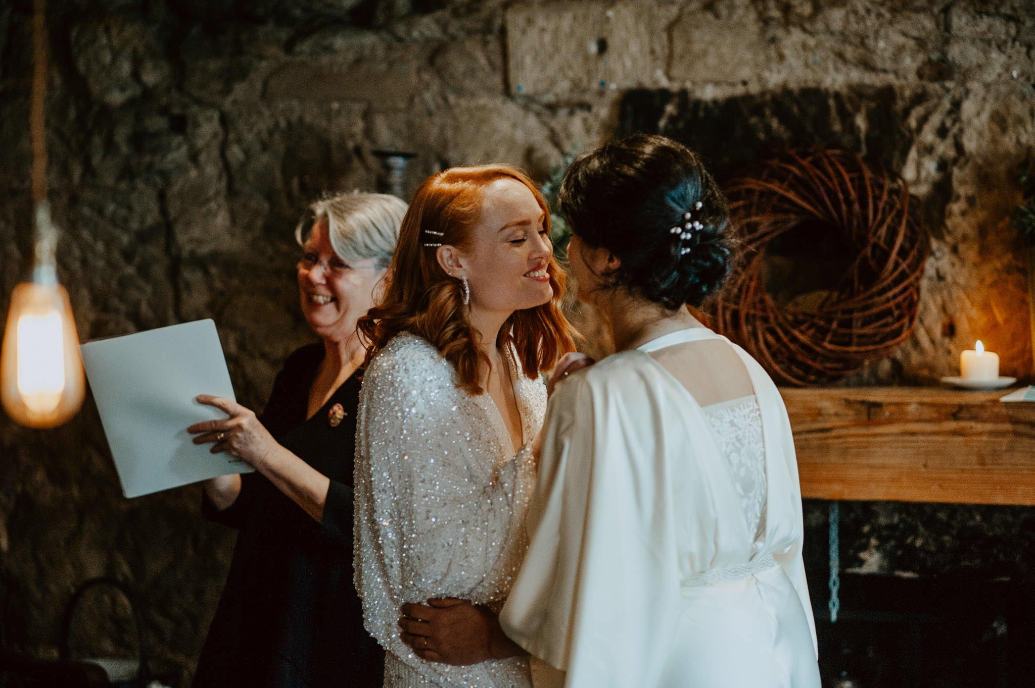 A Dreamy Pre-Raphaelite Wedding at the Bothy in Glasgow 28