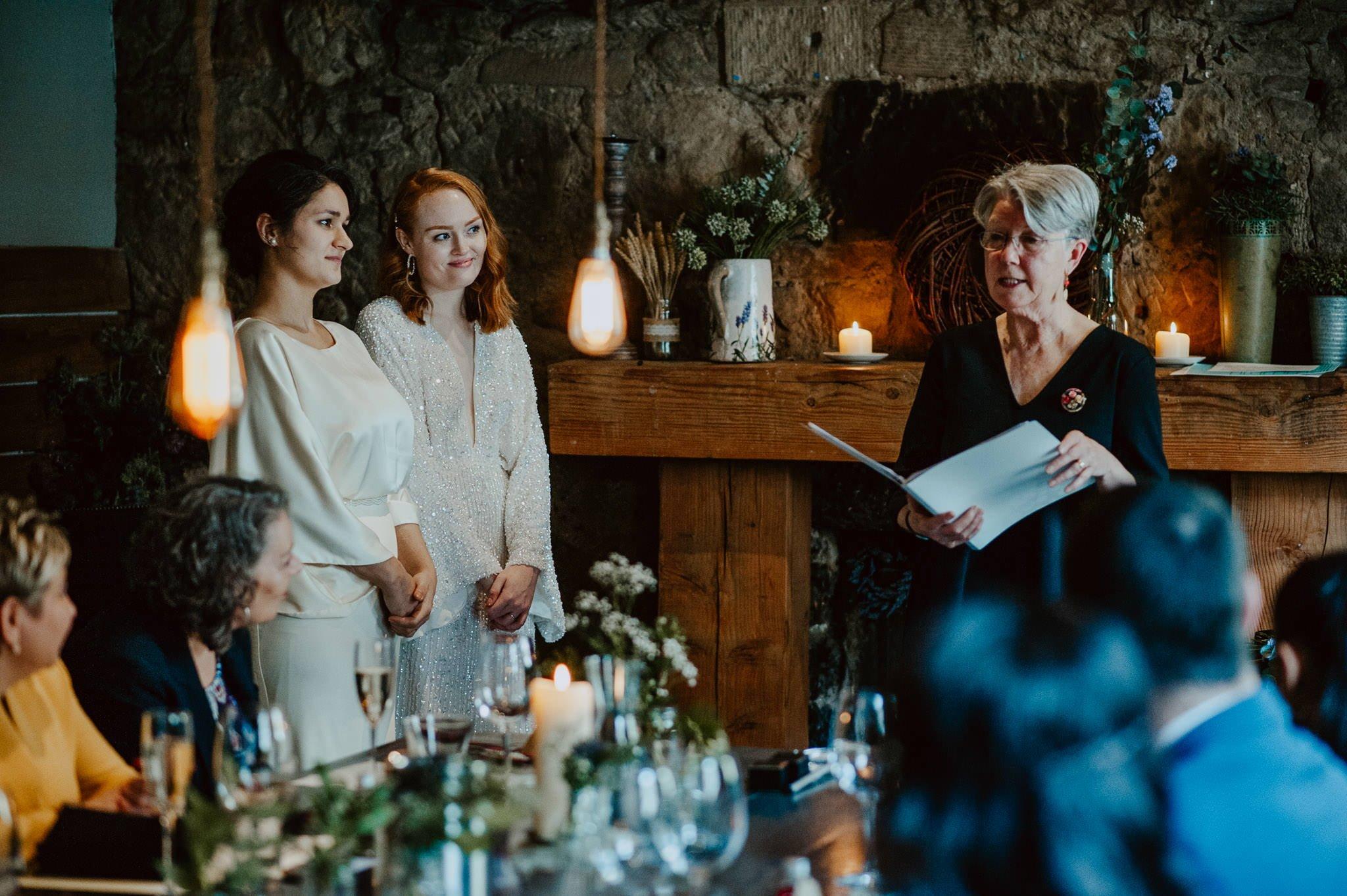 A Dreamy Pre-Raphaelite Wedding at the Bothy in Glasgow 25