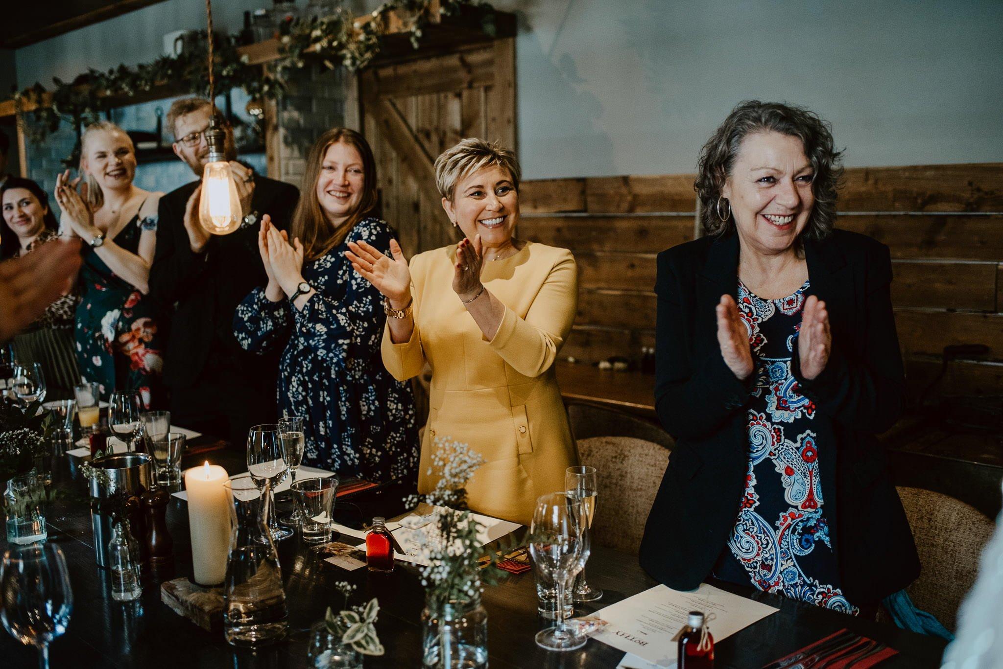 A Dreamy Pre-Raphaelite Wedding at the Bothy in Glasgow 30