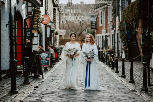 A Dreamy Pre-Raphaelite Wedding at the Bothy in Glasgow 5
