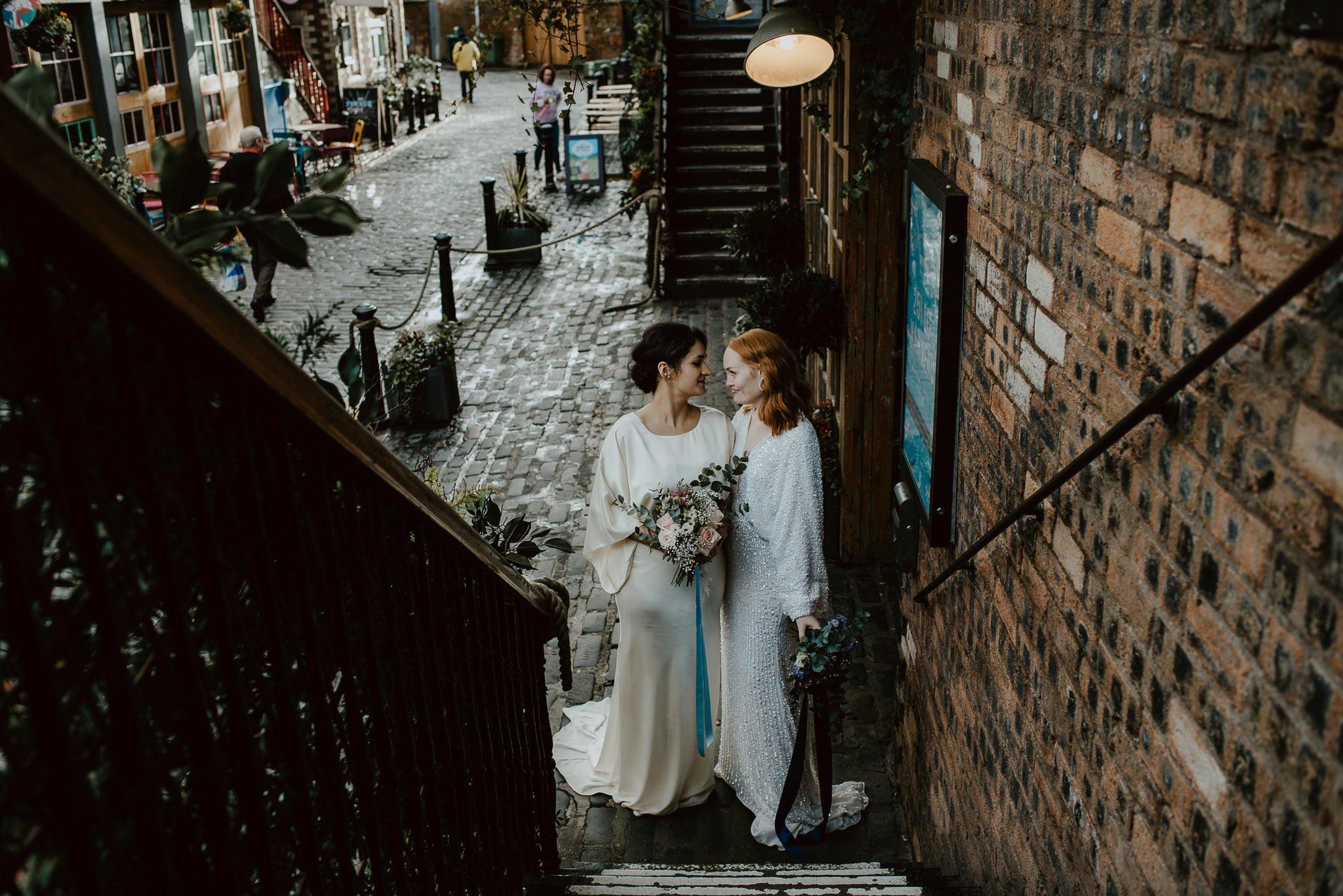 A Dreamy Pre-Raphaelite Wedding at the Bothy in Glasgow 40
