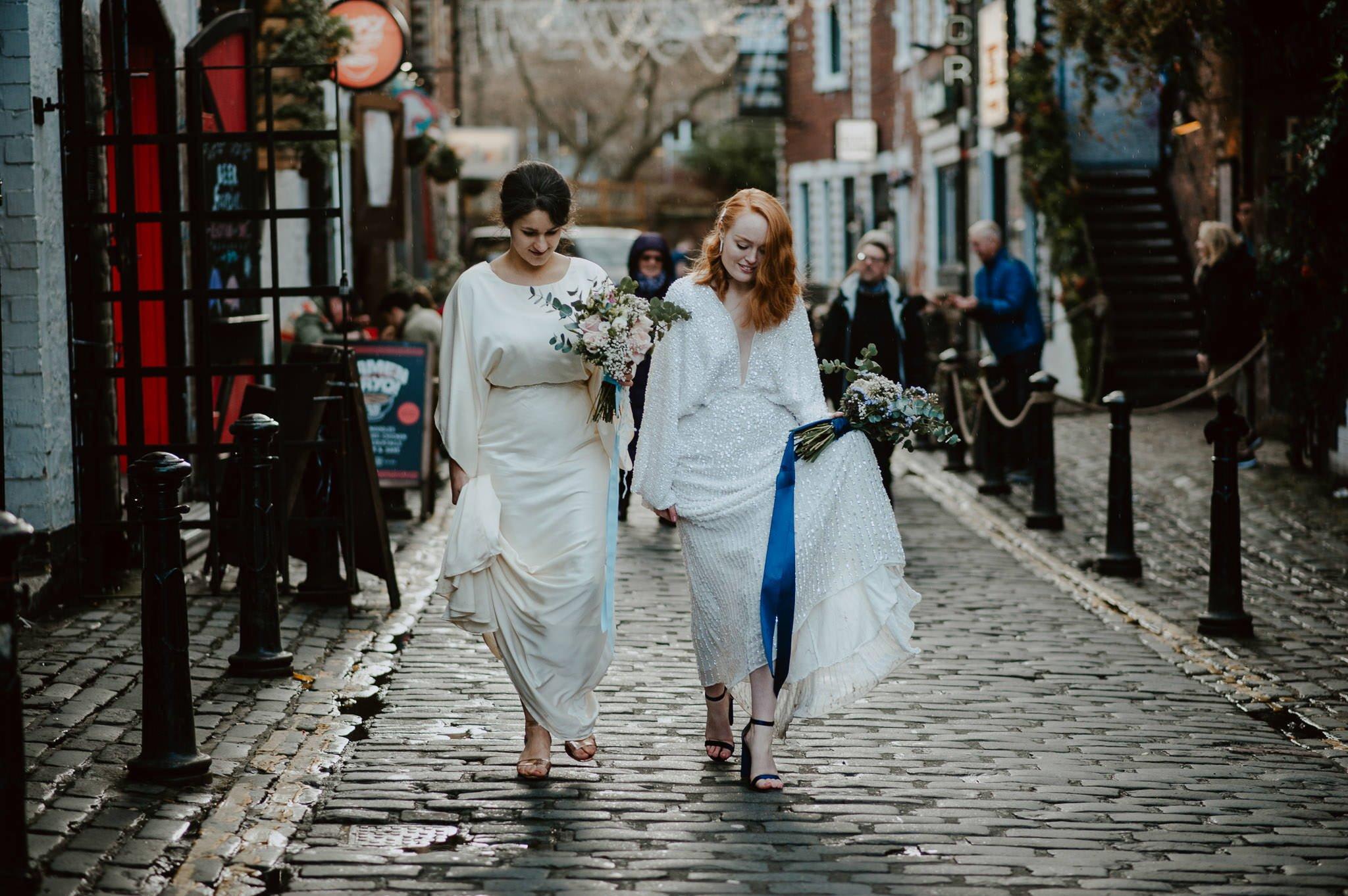 A Dreamy Pre-Raphaelite Wedding at the Bothy in Glasgow 44