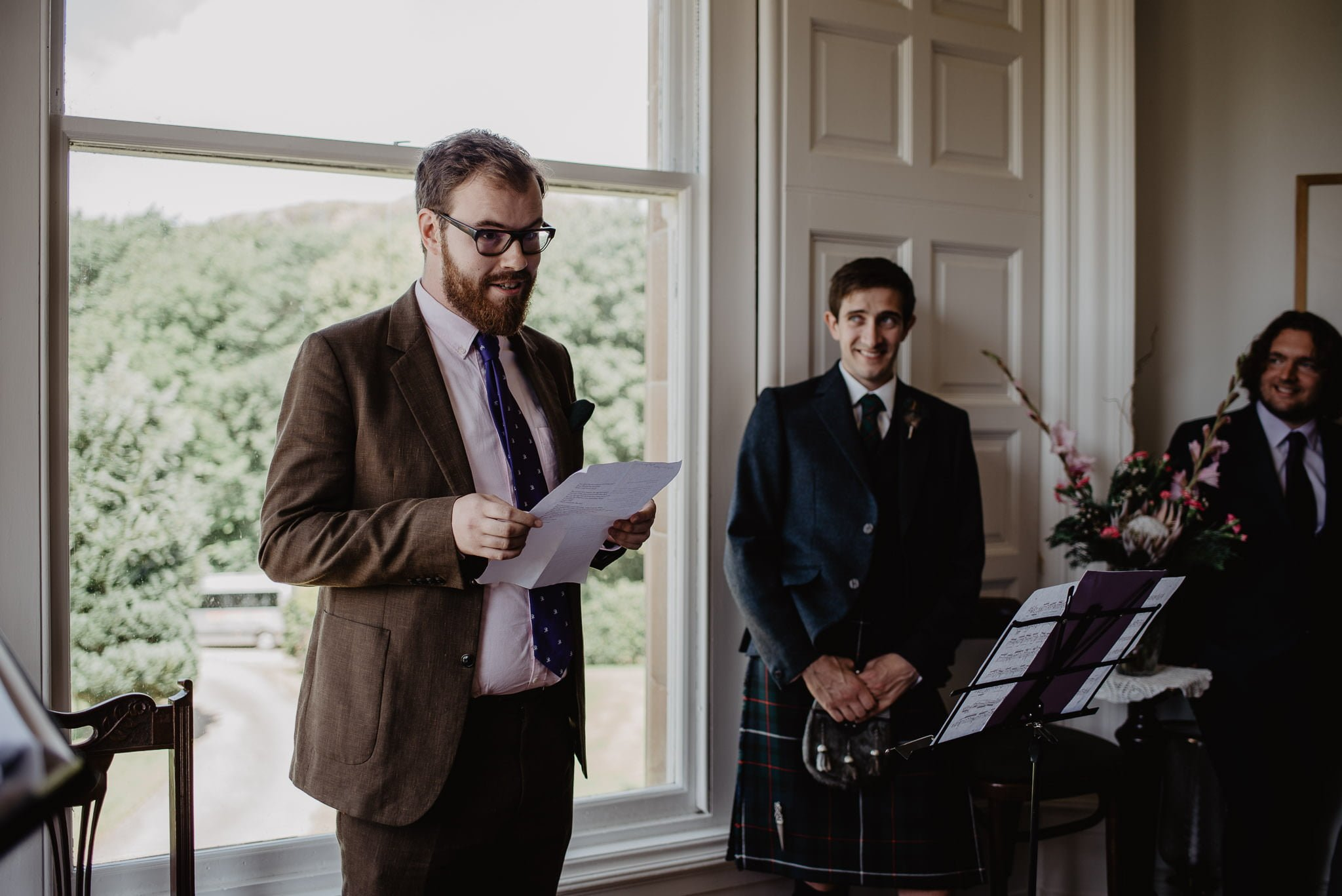 An Italian inspired wedding at Balinakill House 27