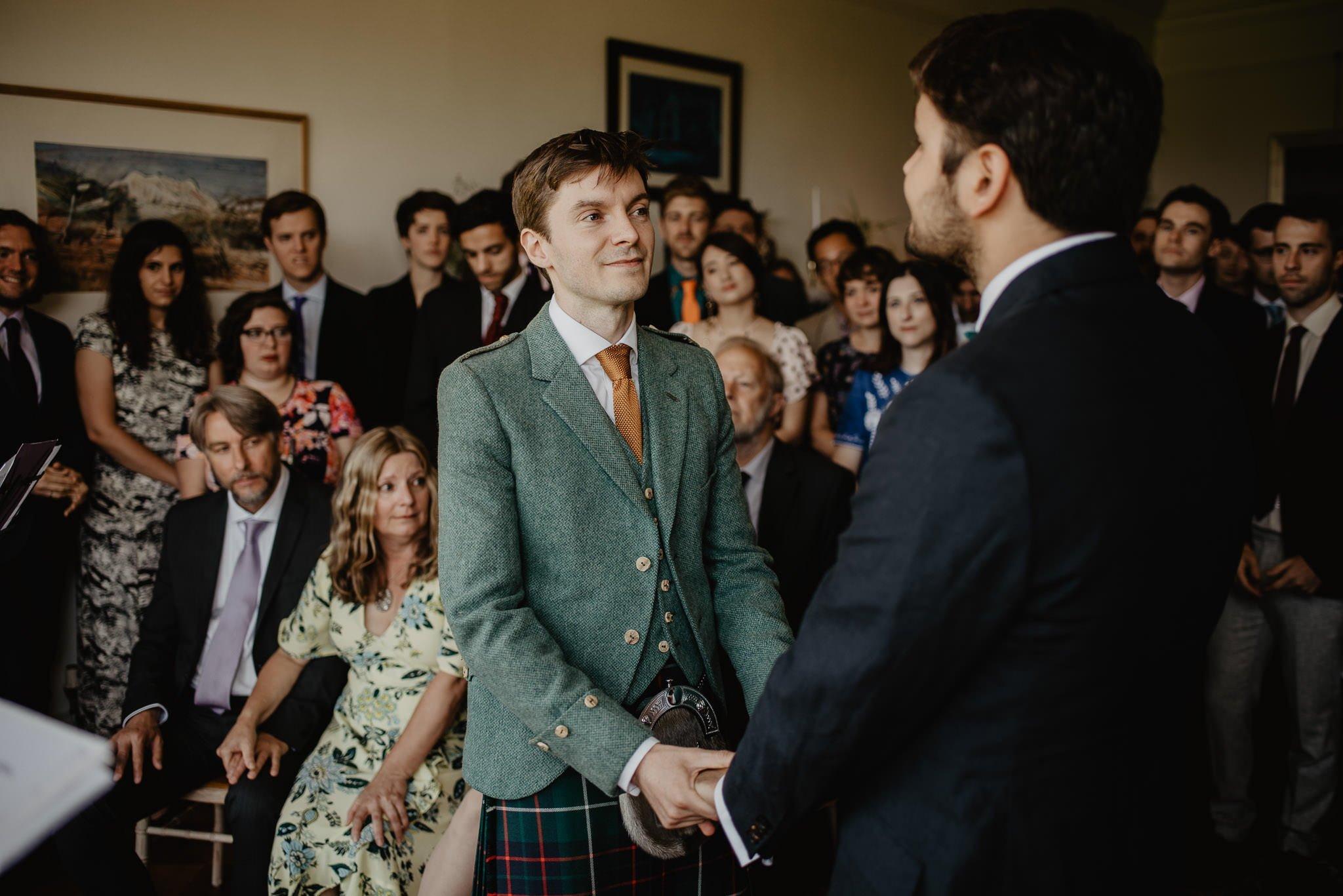 An Italian inspired wedding at Balinakill House 37