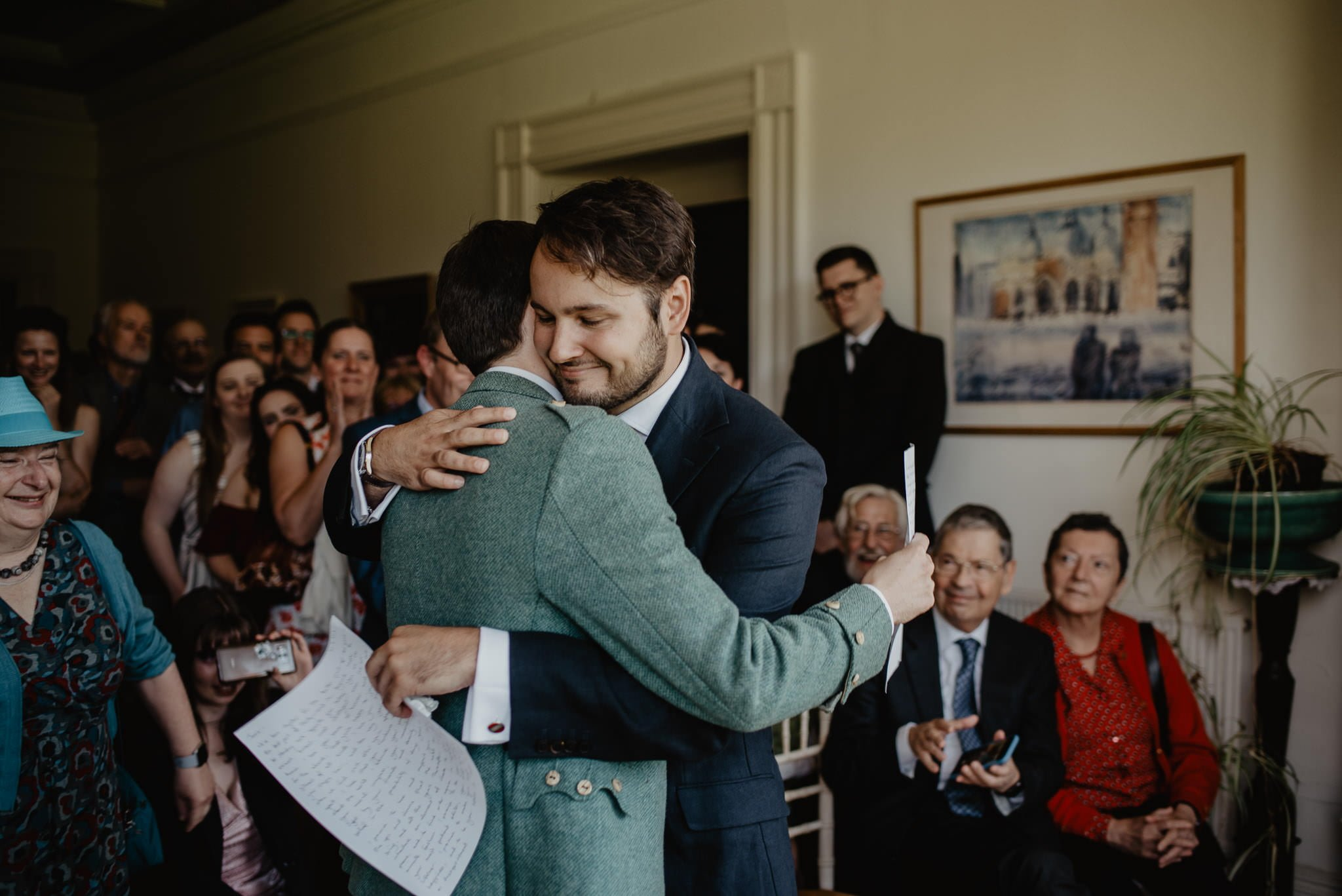 An Italian inspired wedding at Balinakill House 43