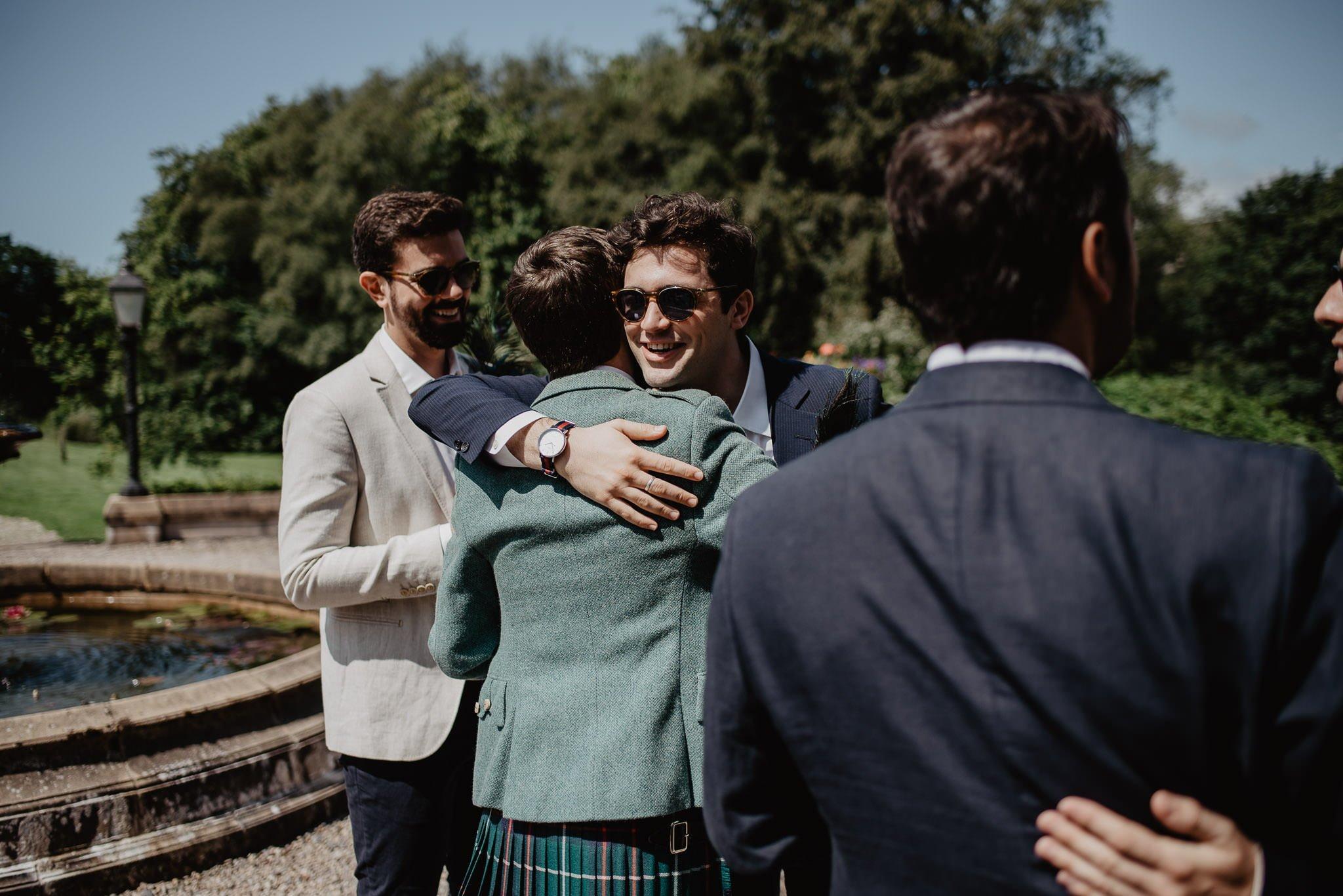 An Italian inspired wedding at Balinakill House 49