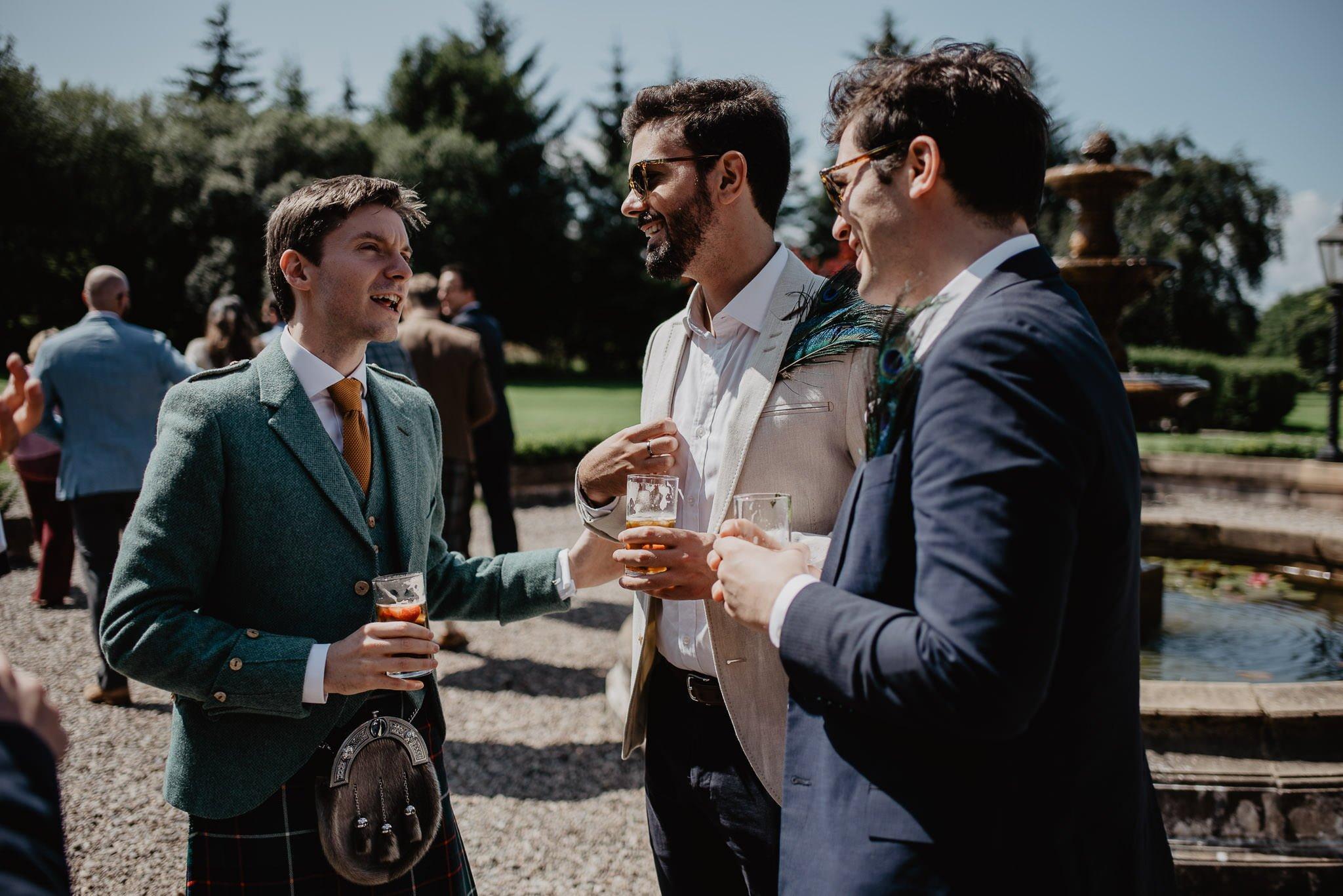 An Italian inspired wedding at Balinakill House 51