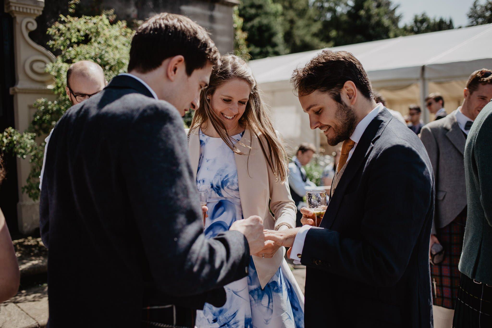 An Italian inspired wedding at Balinakill House 50
