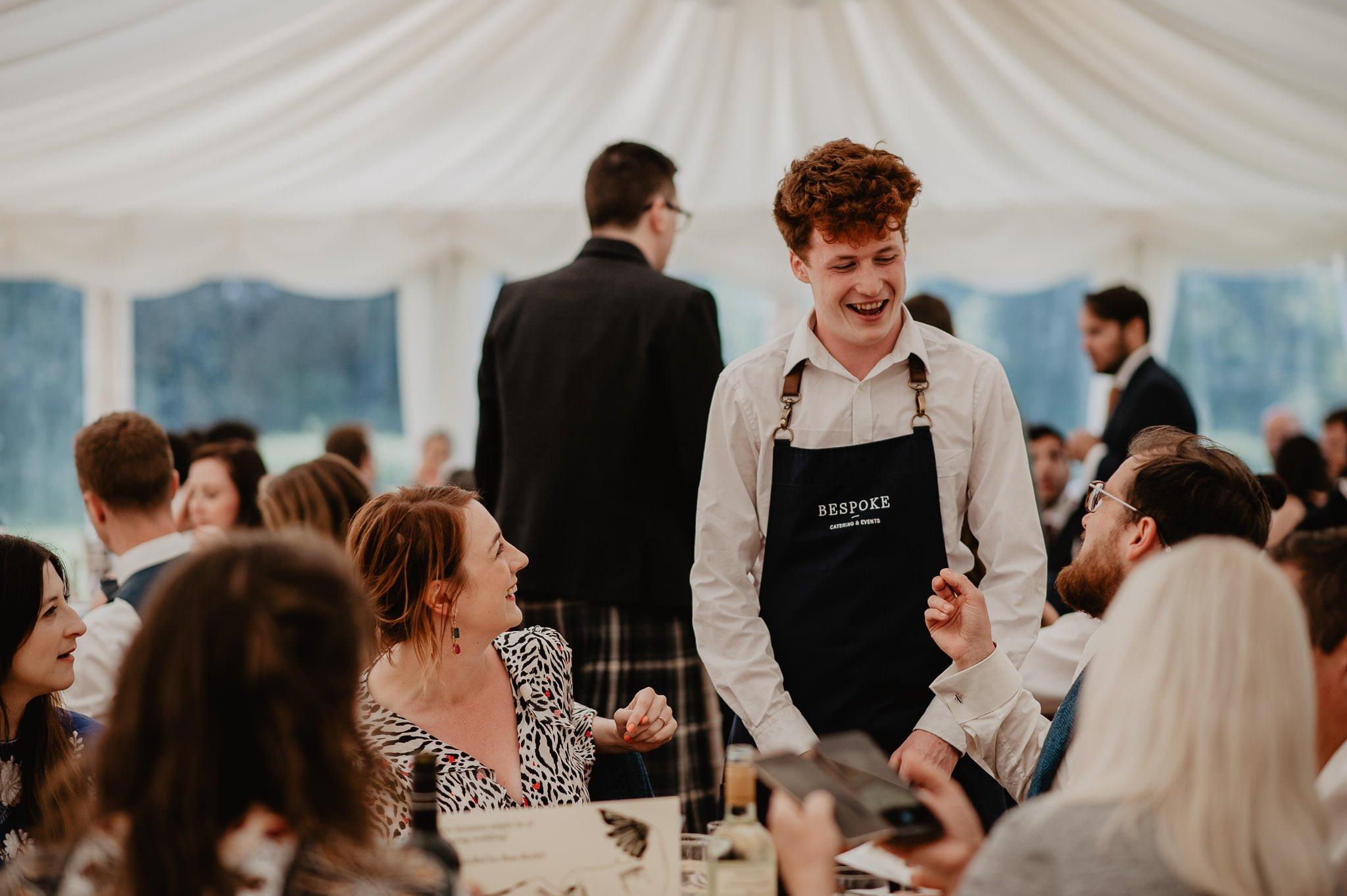 An Italian inspired wedding at Balinakill House 56