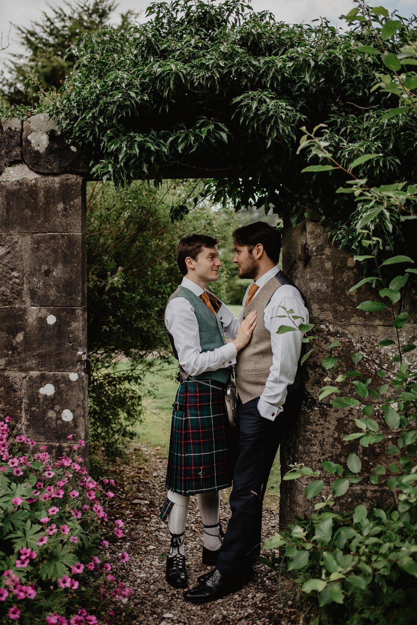 An Italian inspired wedding at Balinakill House 80