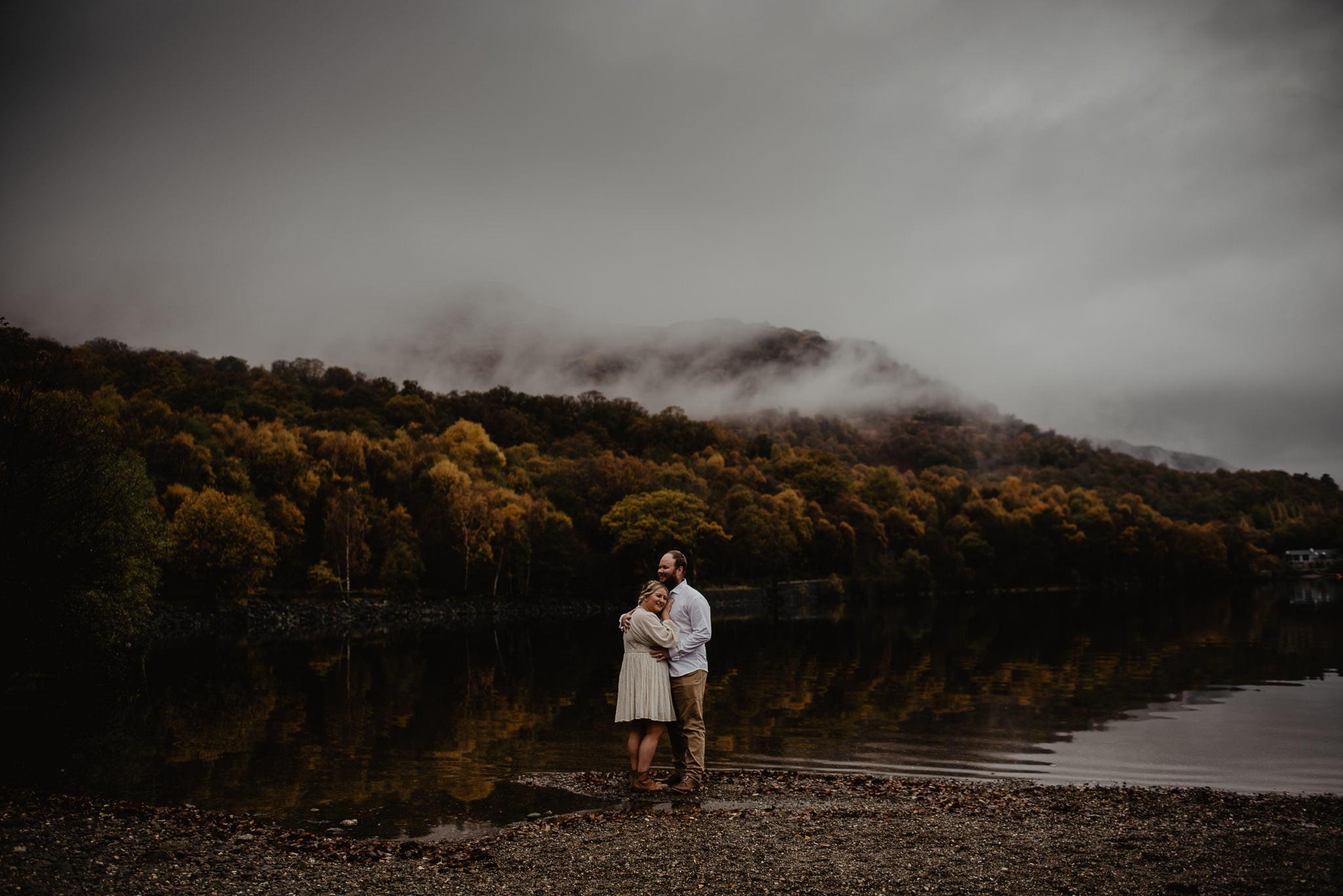 Romantic Glencoe Elopement 9