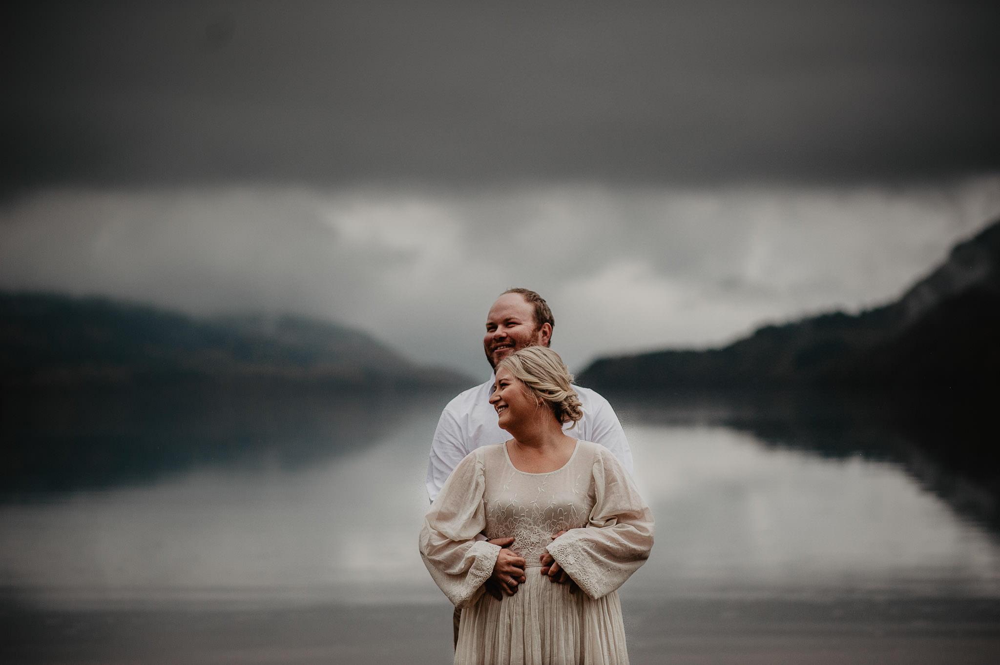 Romantic Glencoe Elopement 4