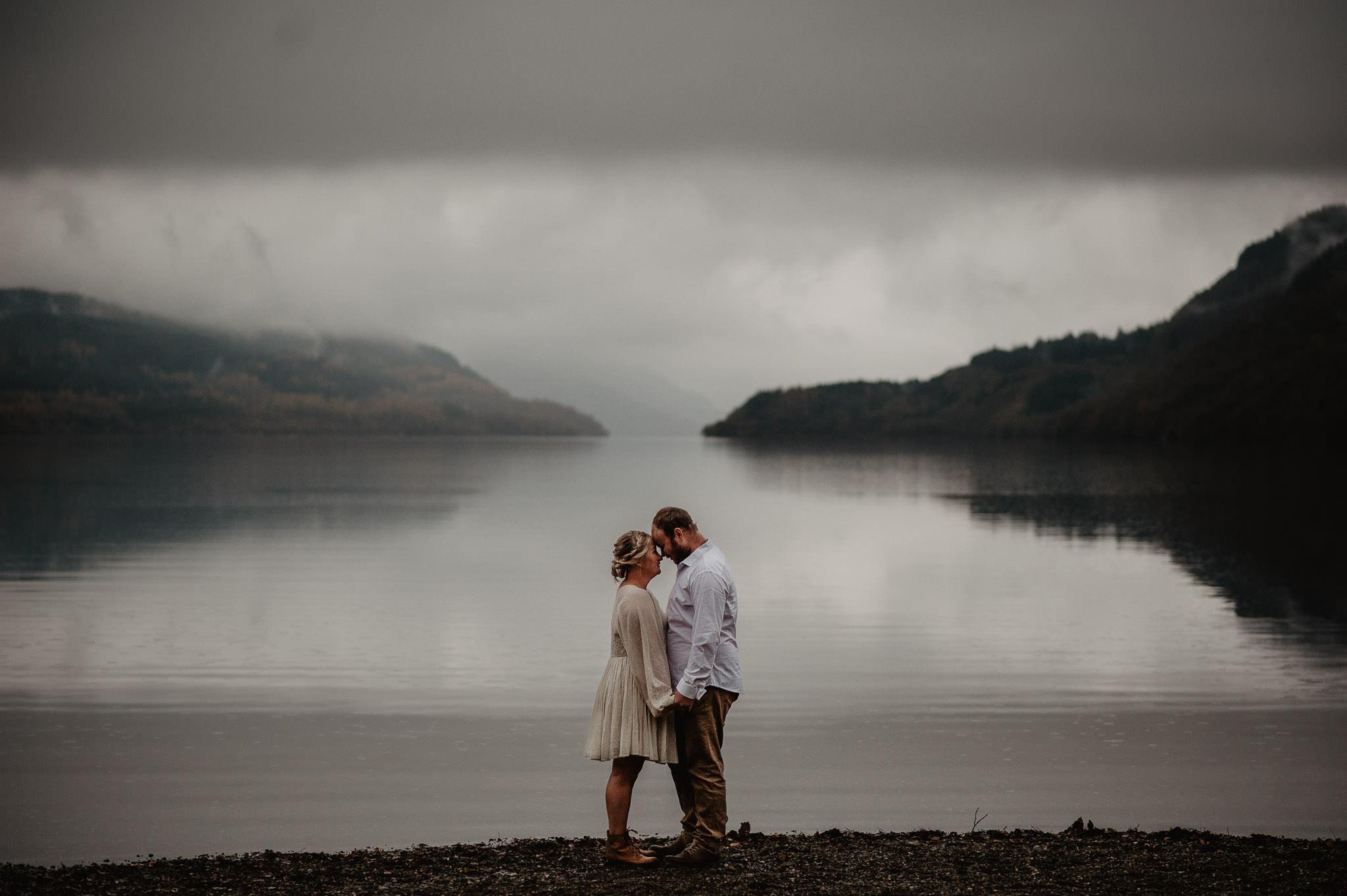 Romantic Glencoe Elopement 2