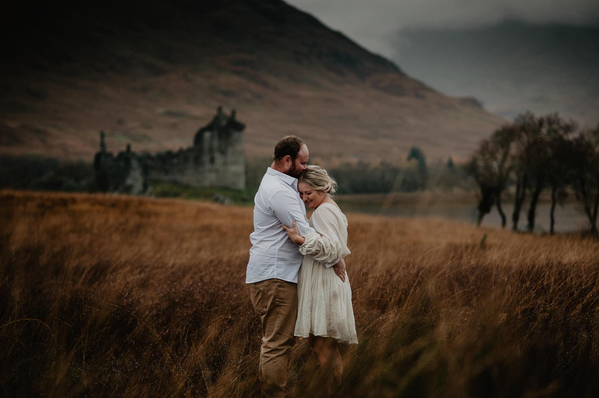 Romantic Glencoe Elopement 11