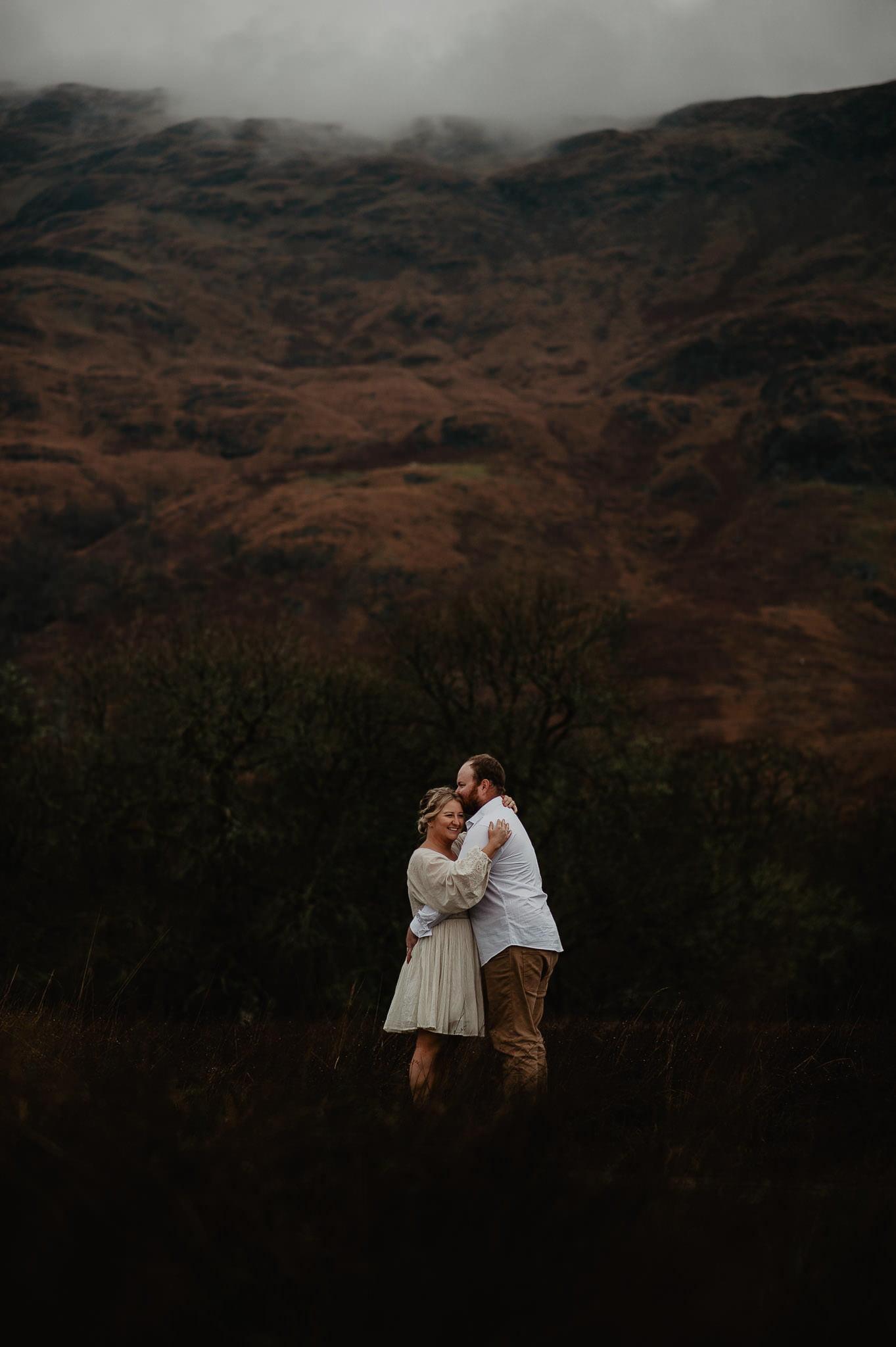 Romantic Glencoe Elopement 17