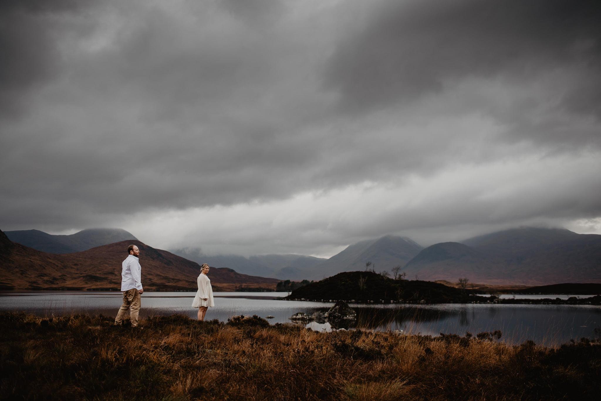 Romantic Glencoe Elopement 19