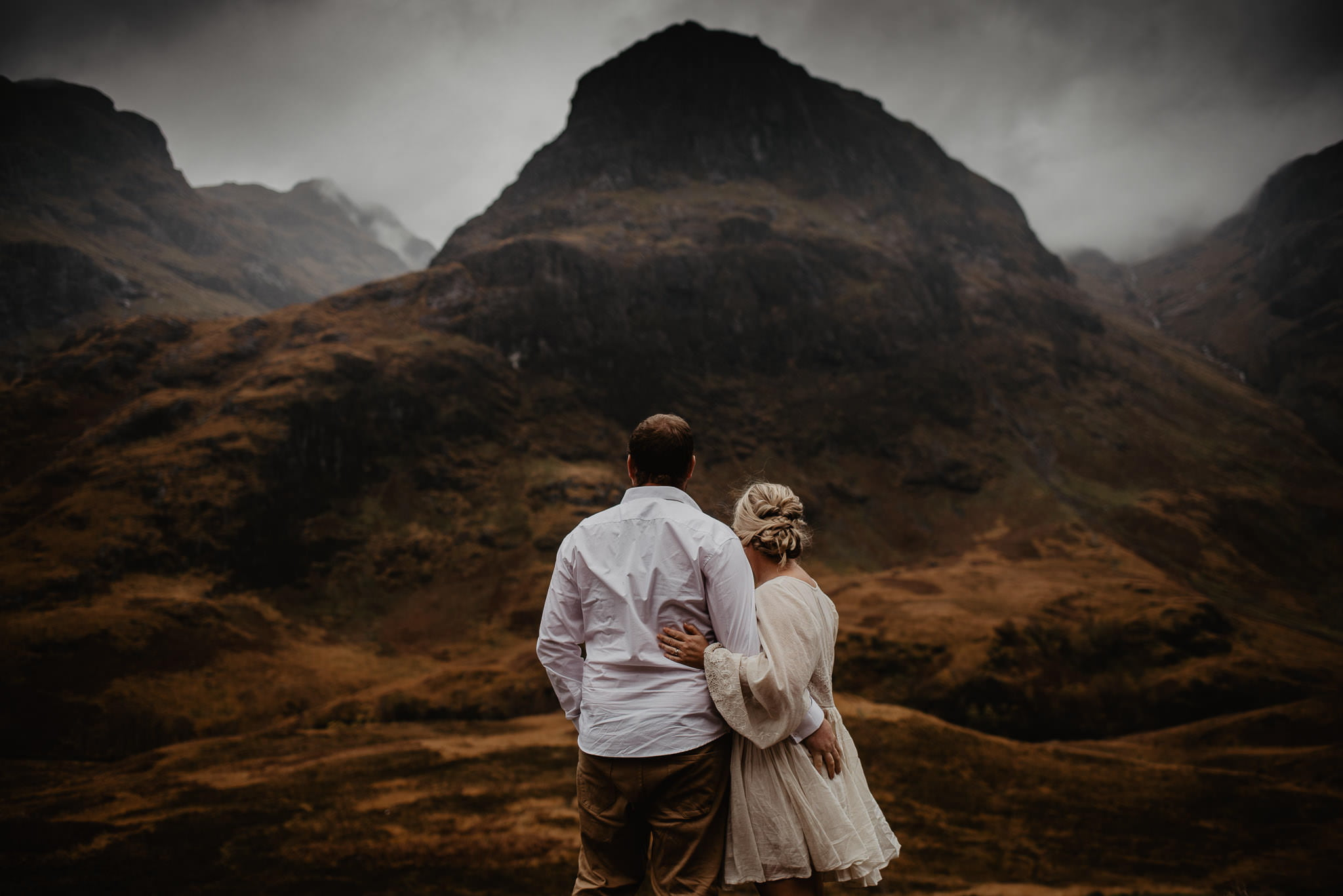 Romantic Glencoe Elopement 28