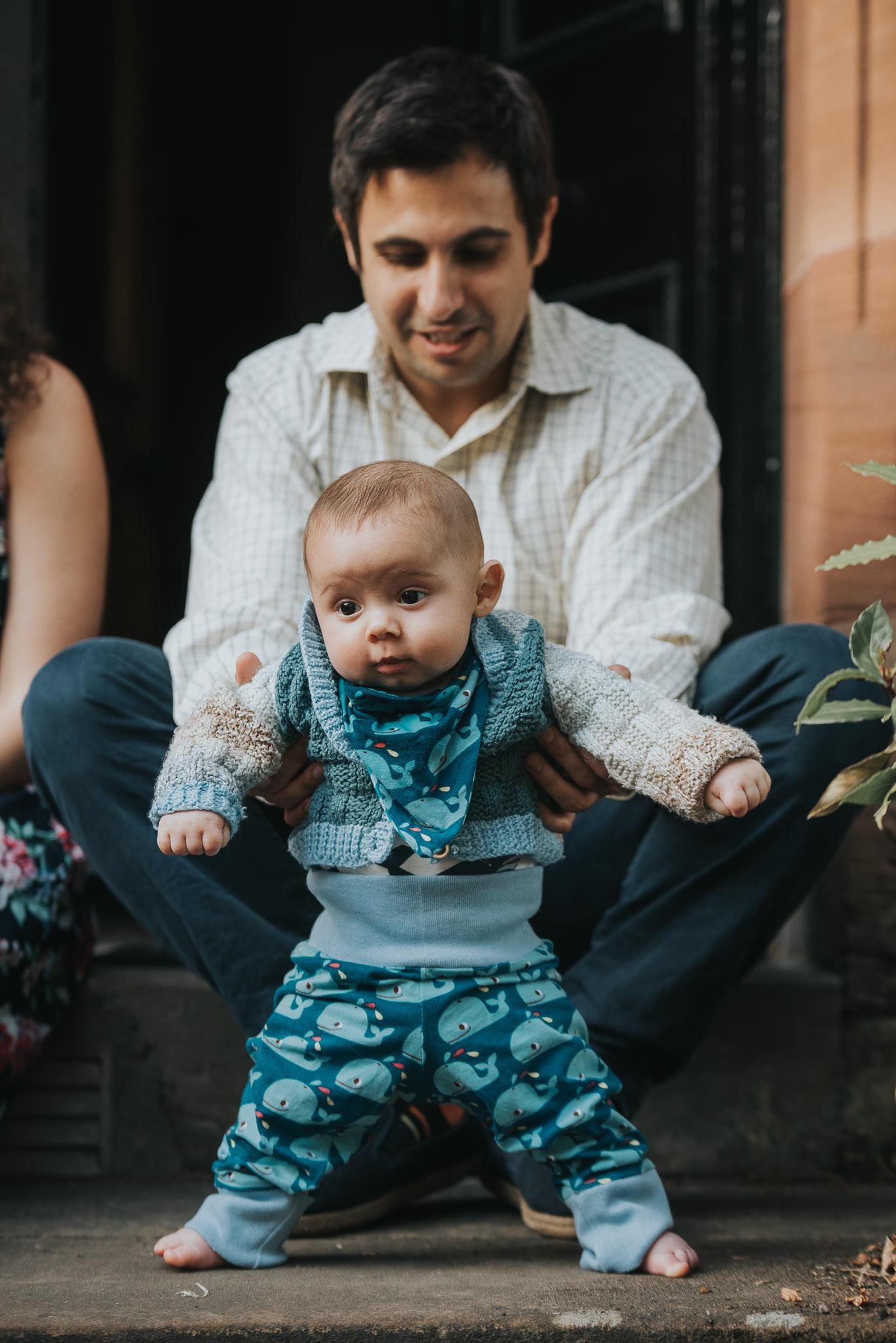 A Lovely Doorstop Family Portrait Shoot 6